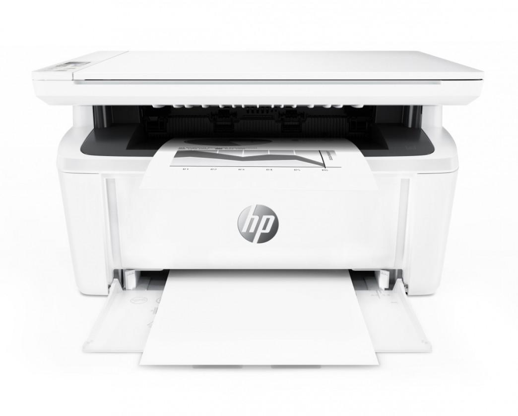 Laserová tiskárna Multifunkční černobílátiskárna HP, barevná, WiFi