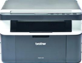 Laserová tiskárna Multifunkční laserová tiskárna Brother DCP-1512E černobílá