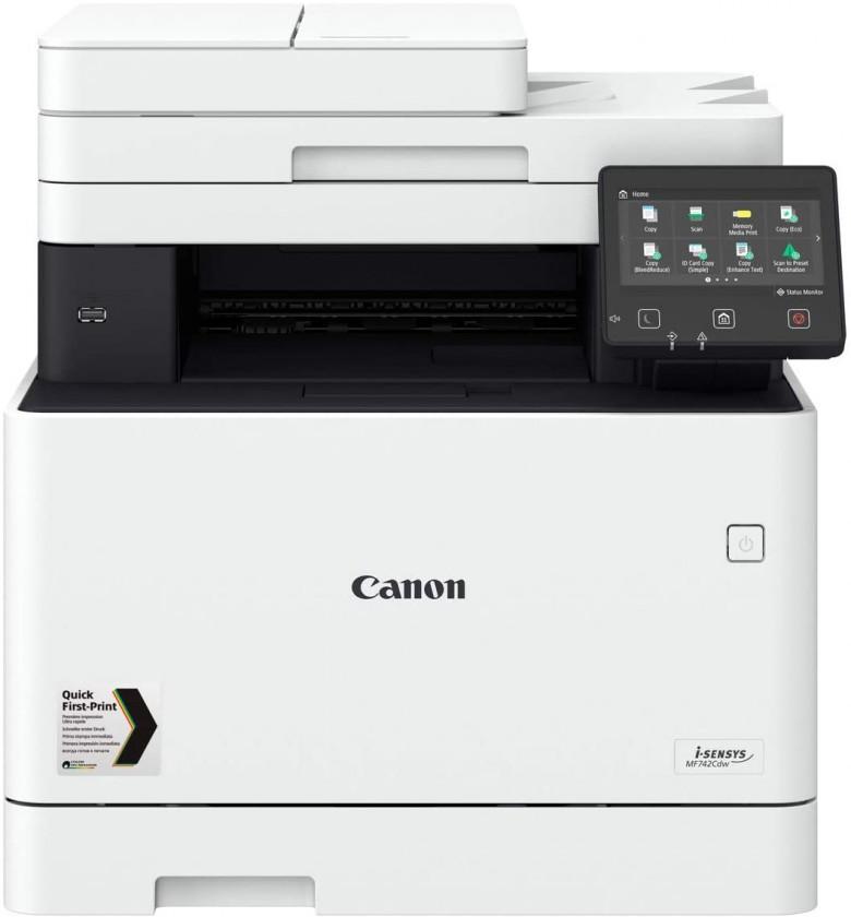 Laserová tiskárna Multifunkčni laserová tiskárna Canon i-SENSYS MF744Cdw