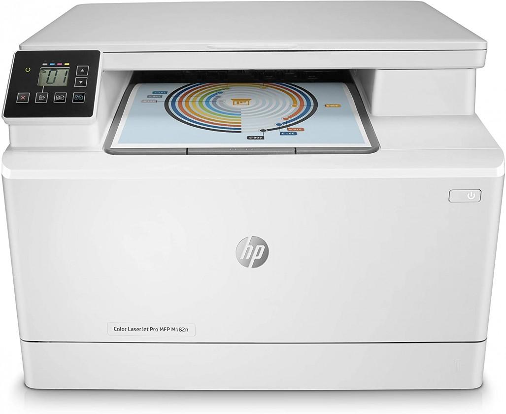 Laserová tiskárna Multifunkční laserová tiskárna HP Color LaserJet ProMFP M182n