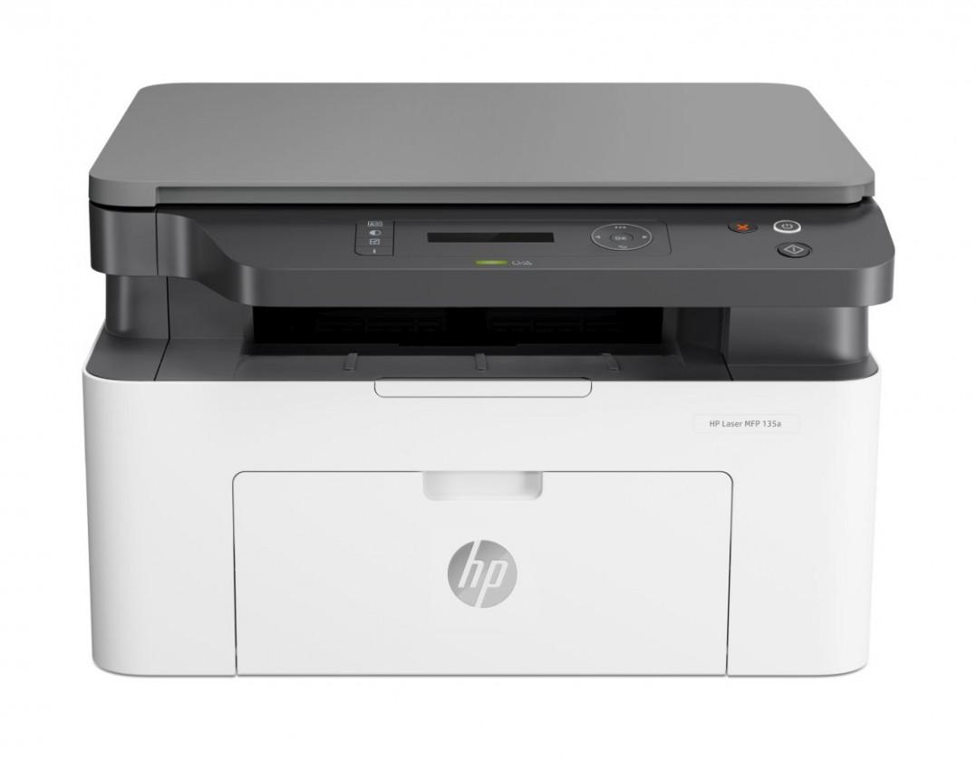 Laserová tiskárna Multifunkční laserová tiskárna HP Laser MFP 135a, 4ZB82A
