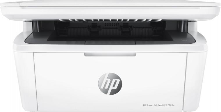 Laserová tiskárna Multifunkční laserová tiskárna HP LaserJet Pro MFP M28a, W2G54A