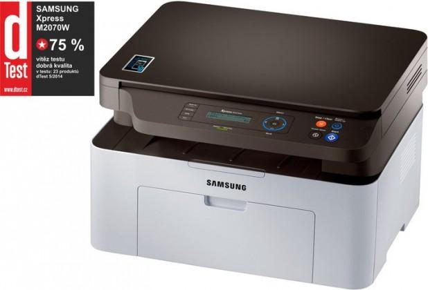 Laserová tiskárna Multifunkční laserová tiskárna Samsung,černobílá, Wifi