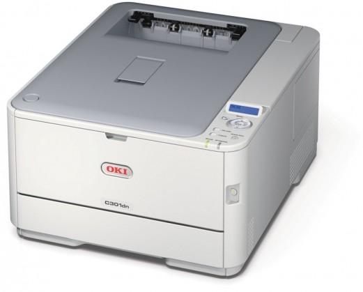 Laserová tiskárna Oki C301dn