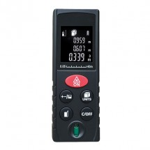laserový měřič vzdálenosti, 0,05 - 40m