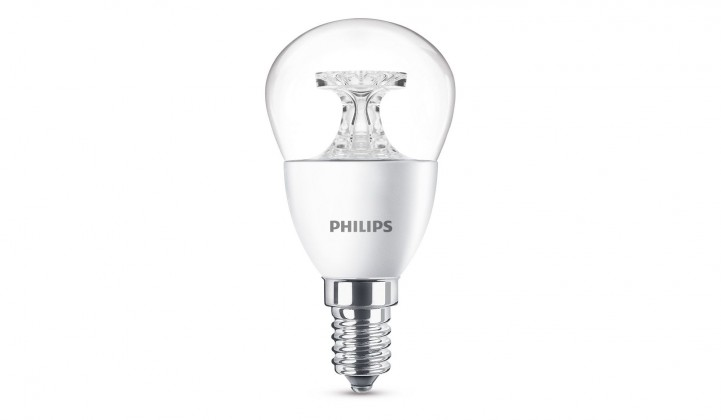 LED 40W P45 E14 CW CL ND 1BC/6