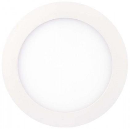 LED osvětlení LED stropní přisazené svítidlo kruh 18W studená bílá IP20