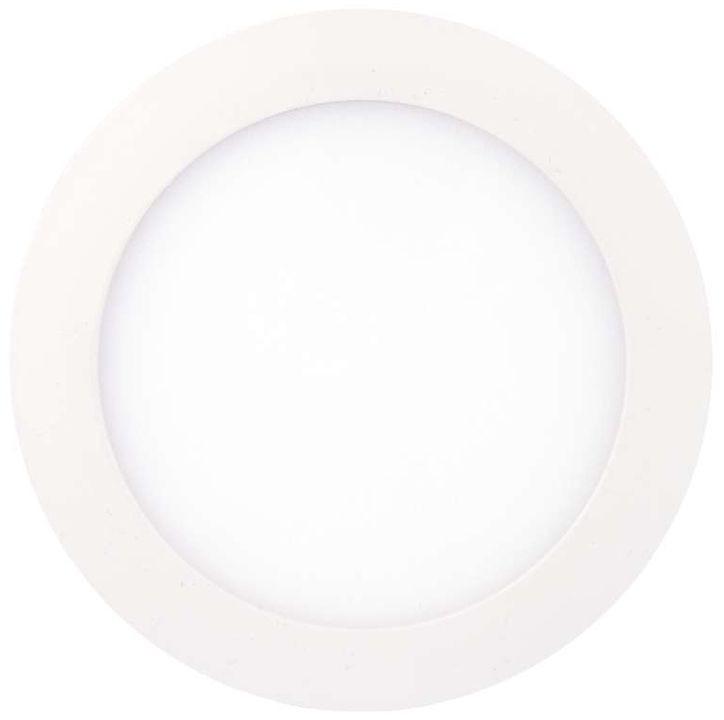 LED osvětlení LED stropní přisazené svítidlo kruh 24W teplá bílá IP20