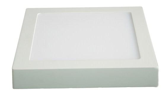 LED osvětlení Solight LED panel přisazený 18W,1530lm,4000K,čtvercový,WD120