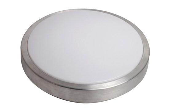 LED osvětlení Solight LED stříbrné stropní světlo, 20W, 1400lm, 3000K, 39cm