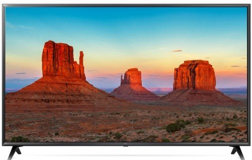 "LED televize Smart televize LG 49UK6300MLB (2018) / 49"" (123 cm)"