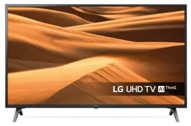 """LED televize Smart televize LG 49UM7100 (2019) / 49"""" (123 cm)"""