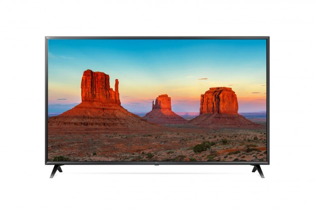 "LED televize Smart televize LG 55UK6300MLB (2018) / 55"" (139 cm)"