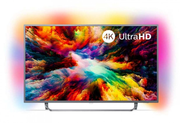 "LED televize Smart televize Philips 55PUS7303 (2018) / 55"" (139 cm)"