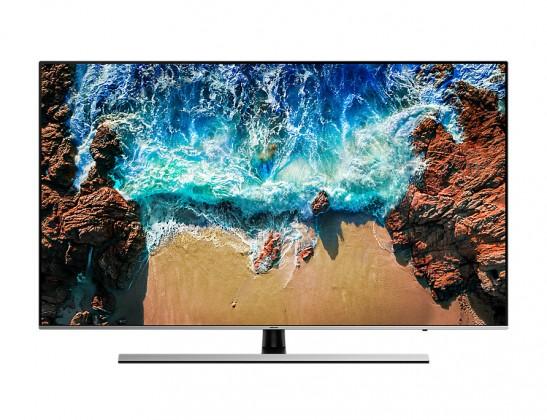 """LED televize Smart televize Samsung UE55NU8002 (2018) / 55"""" (138 cm)"""
