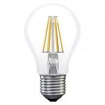 LED žárovka Emos Z74260, E27, 6W, retro, teplá bílá