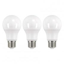 LED žárovka Emos ZQ51413, E27, 9W, neutrální bílá, 3 ks