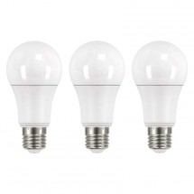 LED žárovka Emos ZQ51613, E27, 14W, kulatá, neutrální bílá, 3ks