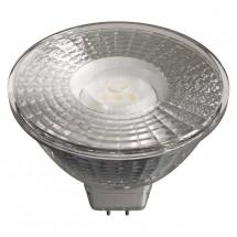 LED žárovka Emos ZQ8433, GU5.3, 4,5W, čirá, teplá bílá