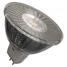 LED žárovka Emos ZQ8434, GU5.3, 4,5W, čirá, neutrální bílá