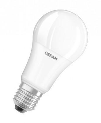 LED žárovka Osram BASE, E27, 13W, svíčka, čirá, teplá bílá, 3ks