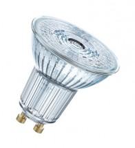 LED žárovka Osram BASE, GU10, 3,6W, neutrální bílá, 3 ks