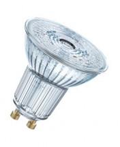 LED žárovka Osram BASE, GU10, 3,6W, teplá bílá, 3 ks