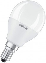 LED žárovka Osram STAR+, E14, 5,5W, svíčka, teplá bílá, ovladač