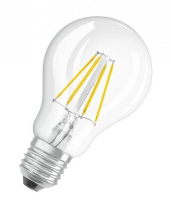 LED žárovka Osram STAR, E27, 11W, kulatá, teplá bílá