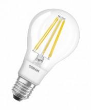 LED žárovka Osram STAR, E27, 11W, retro, teplá bílá OBAL POŠKOZEN