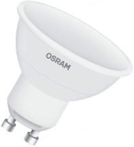 LED žárovka Osram STAR+, GU10, 4,5W, teplá bílá, ovladač