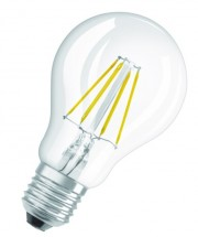 LED žárovka Osram VALUE, E27, 7W, retro, neutrální bílá