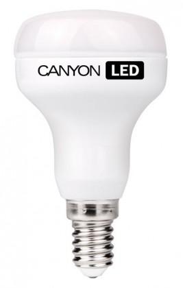 LED žárovky Canyon LED COB žárovka, E14, reflektor, mléčná, 6W