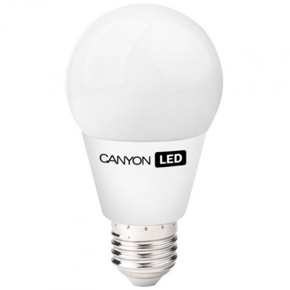 LED žárovky Canyon LED COB žárovka, E27, kulatá, 6W