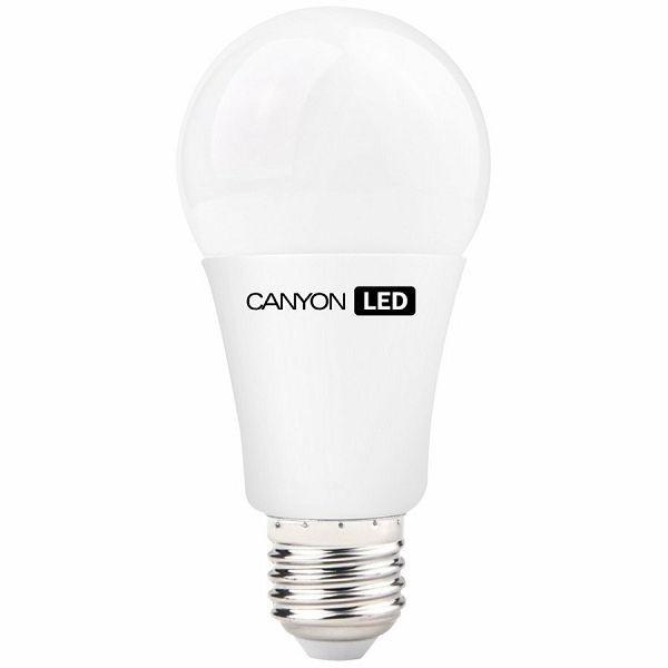 LED žárovky CanyonLEDCOBžárovka,E27,kulatá, 10W,neutrální bílá