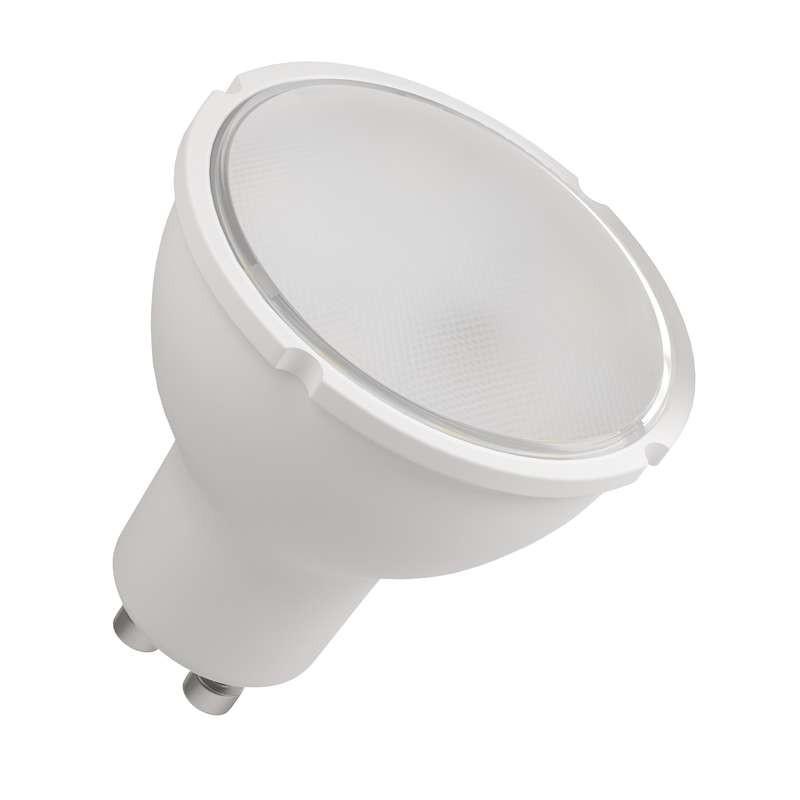 LED žárovky Emos LED žárovka Classic MR16 5,5W GU10 Teplá bílá