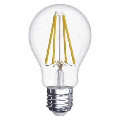 LED žárovky Emos Z74271 LED žárovka Filament A60 A++ 8W E27 neutrální bílá