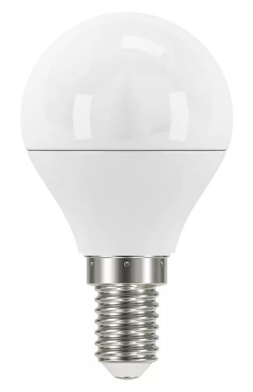 LED žárovky Emos ZQ1223 LED žárovka Classic Mini Globe 6W E14 teplá bílá
