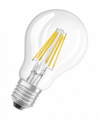 LED žárovky LED STAR CL A  FIL 75 non-dim  8W/827 E27