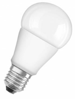 LED žárovky LED VALUE CLA60 8,5W/827 220-240VFR E27 10X1