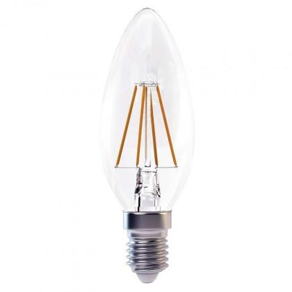 LED žárovky LED žárovka Emos Z74210, E14, 4W, teplá bílá