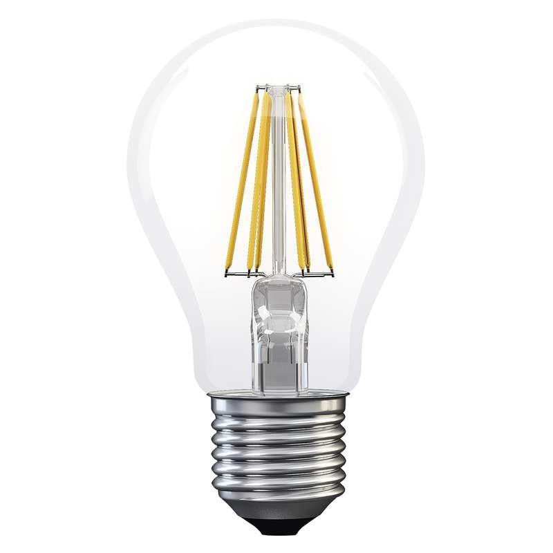 LED žárovky LED žárovka Emos Z74260, E27, 6W, retro, teplá bílá