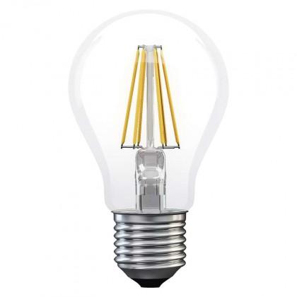 LED žárovky LED žárovka Emos Z74261, E27, 6W, retro, neutrální bílá