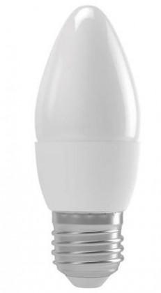 LED žárovky LED žárovka Emos ZQ3110, E27, 4W, svíčka, matná, teplá bílá