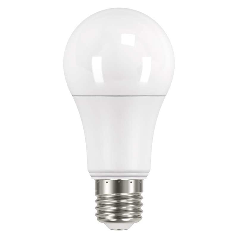 LED žárovky LED žárovka Emos ZQ5161, E27, 14W, kulatá, čirá, neutrální bílá