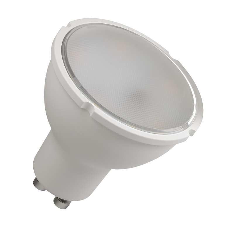 LED žárovky LED žárovka Emos ZQ8350, GU10, 5,5W, teplá bílá