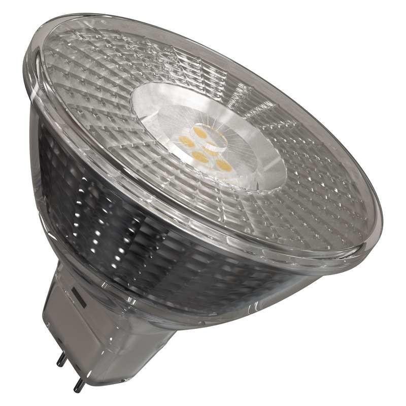 LED žárovky LED žárovka Emos ZQ8434, GU5.3, 4,5W, čirá, neutrální bílá