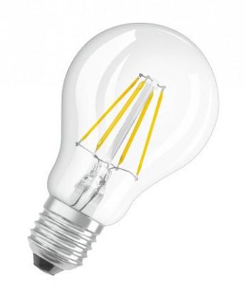 LED žárovky LED žárovka Osram BASE, E27, 4W, retro, teplá bílá, 2 ks