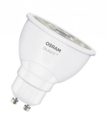 LED žárovky LED žárovka Osram Smart+, GU10, 6W, regulace bílé