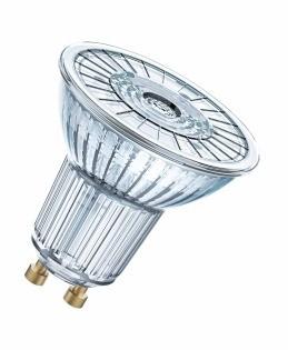 LED žárovky LED žárovka Osram STAR, GU10, 4,3W, neutrální bílá